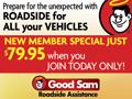 Good Sam Roadside Assistance - New Member