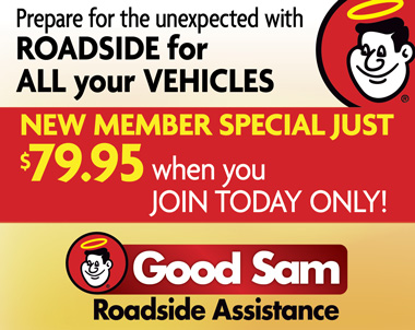 Good Sam Roadside Assistance - New Member